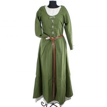 klänningar medeltiden